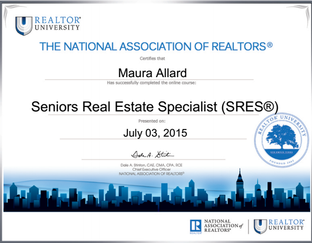 Real Estate and Continuing Education
